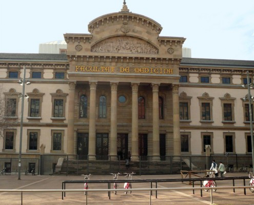 Restauracio edificio historico