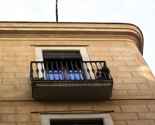 Rehabilitación Girona Pujada Catedral