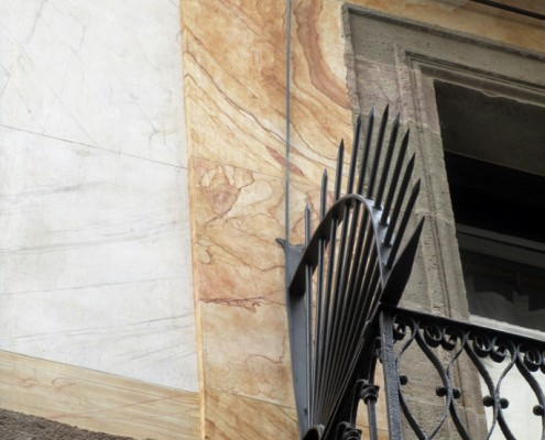 Restauración fachada Barcelona