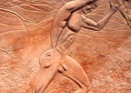 Escultura a la cal